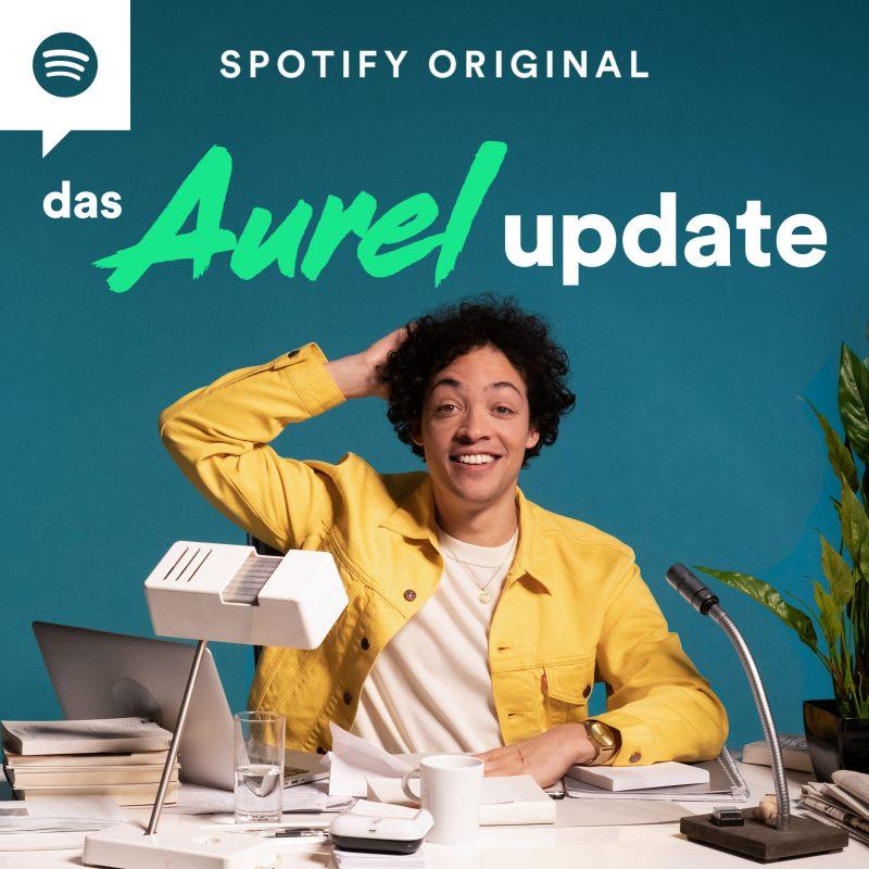 Das Aurel Update - Cover